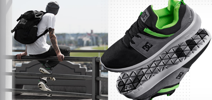 Акции DC Shoes в г.Макинск